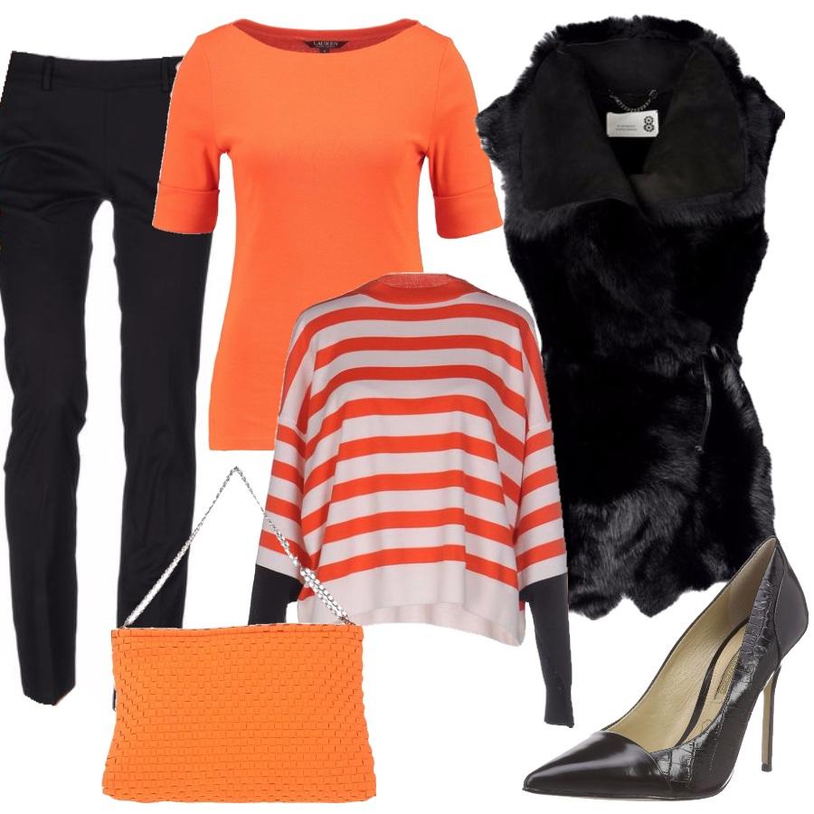 Outfit Sportiva, con stile
