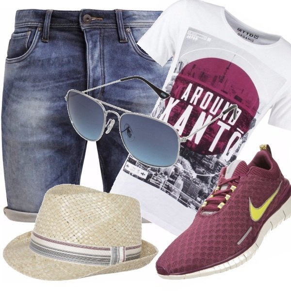 Outfit In città