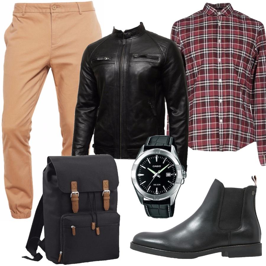 Outfit Studente fuori porta