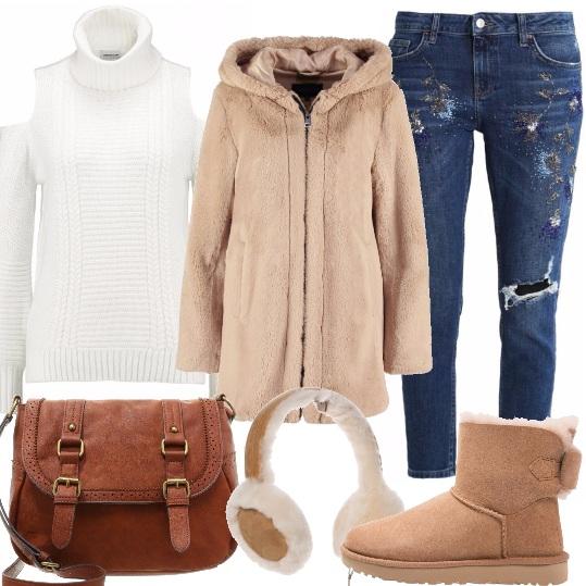 Outfit Al caldo con stile