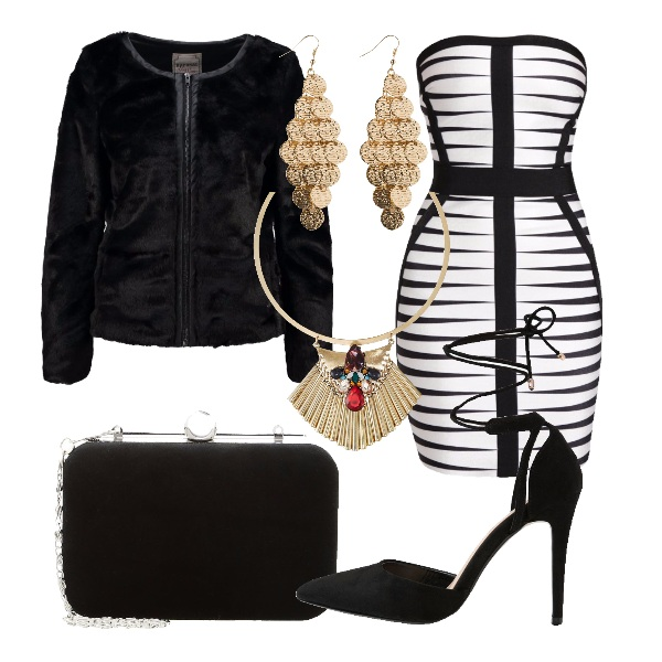 Outfit Optical sexy