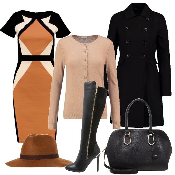 Outfit Tubino grafico
