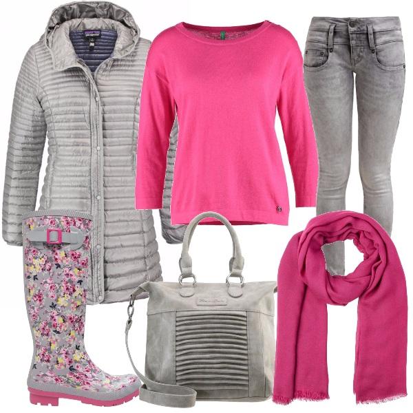 Outfit Giornata di pioggia