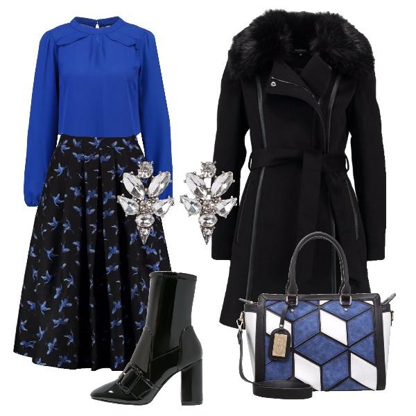 I moderni anni 50 outfit donna Bon Ton per ufficio e ...