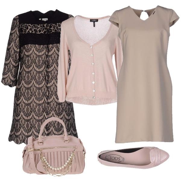 Outfit Bon ton rosa