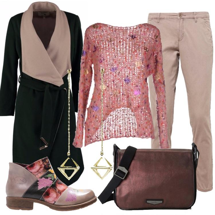 Outfit Un tocco di vivacità