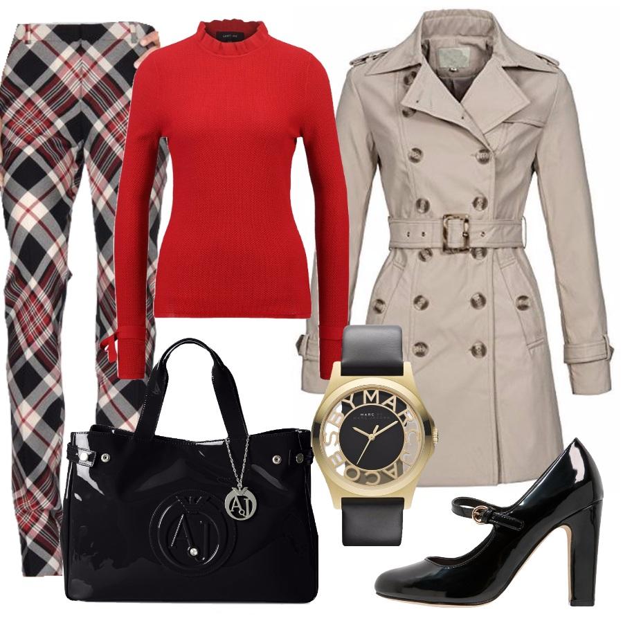 Outfit Dettagli neri