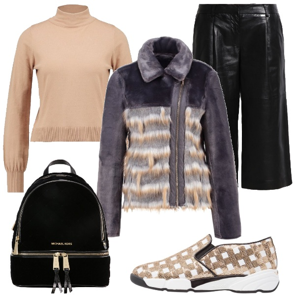 Outfit Lusso sportivo