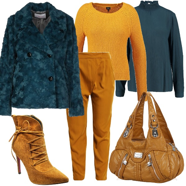Outfit Tendenze a colori