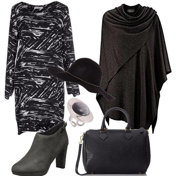 Outfit Miniabito da giorno
