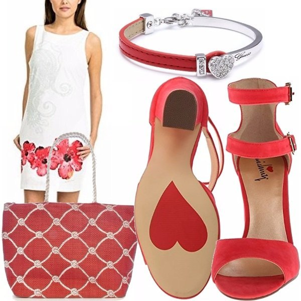 Outfit Rouge !