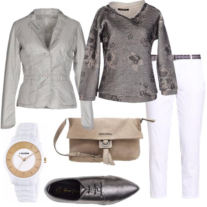 Outfit Non è la classica felpa
