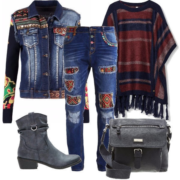 Outfit Stile western