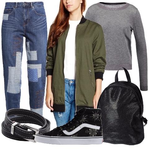 Outfit Mood metropolitano