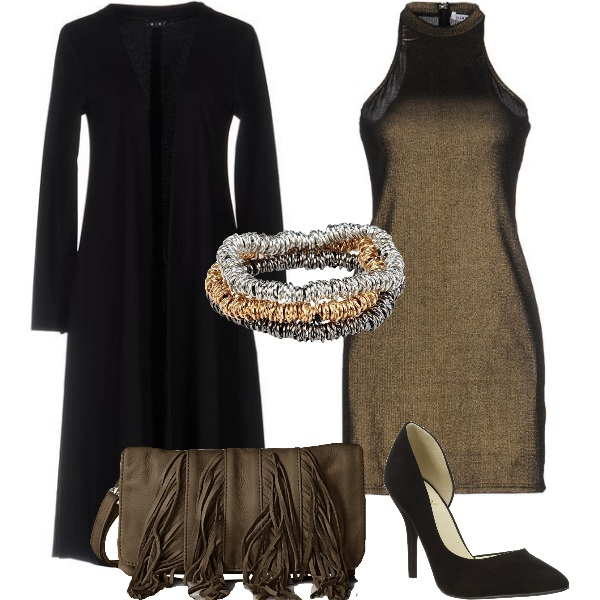 Outfit Una borsa versatile