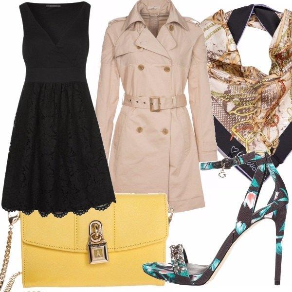 Outfit Elegante e sbarazzina