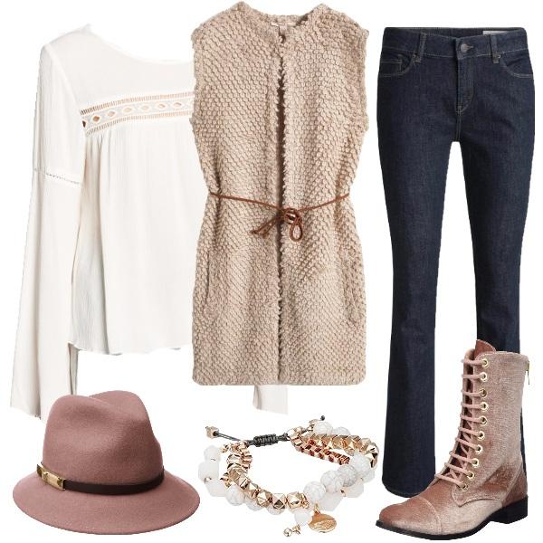 Outfit Zingara di città