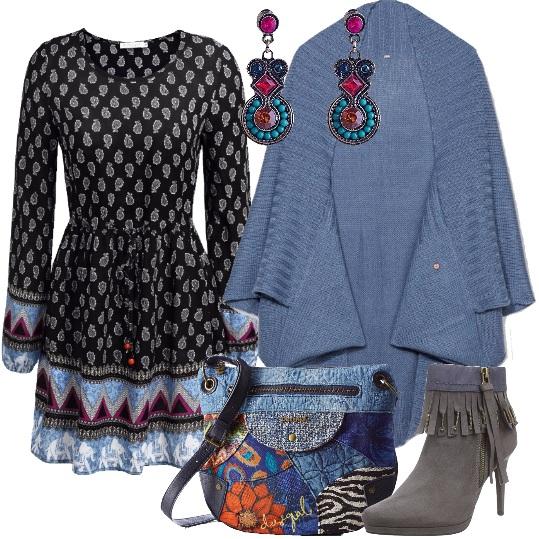 Outfit Scapigliata
