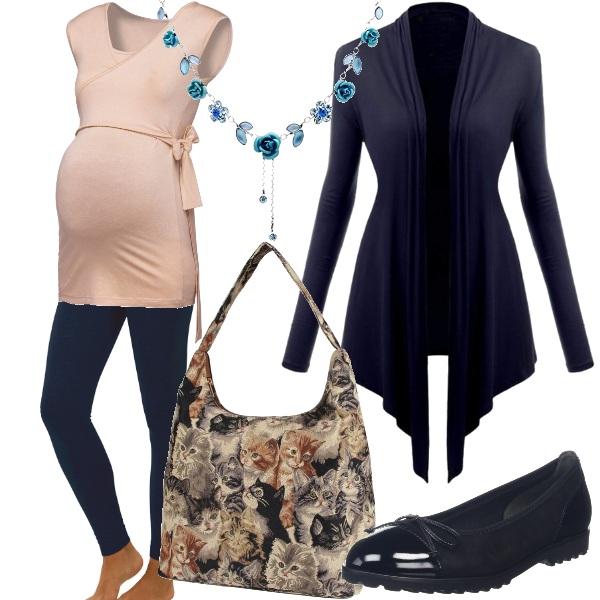 Outfit Una mamma impegnata