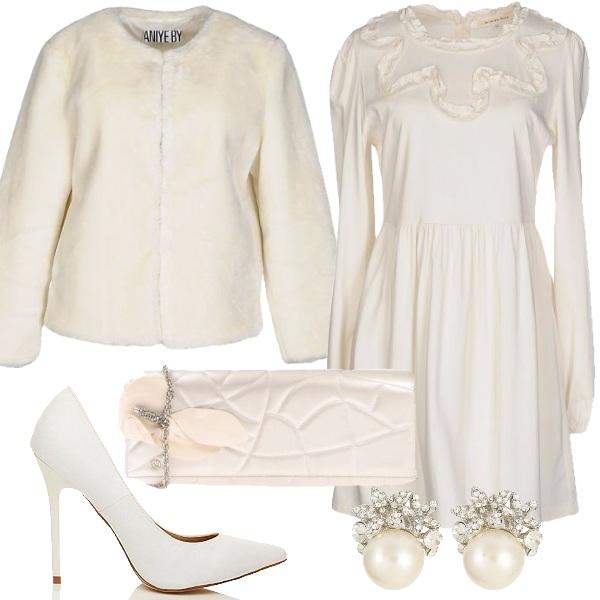 Outfit Cerimonia d'inverno
