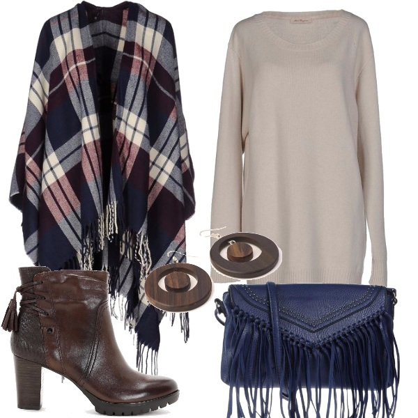 Outfit Comoda e calda
