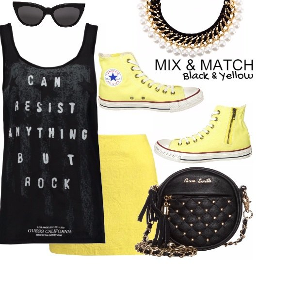Outfit MIX & MATCH