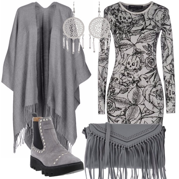 Outfit Grigio grintoso