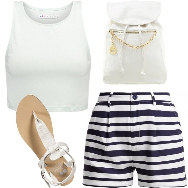 Outfit Love boat