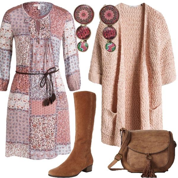 Outfit Toni pastello
