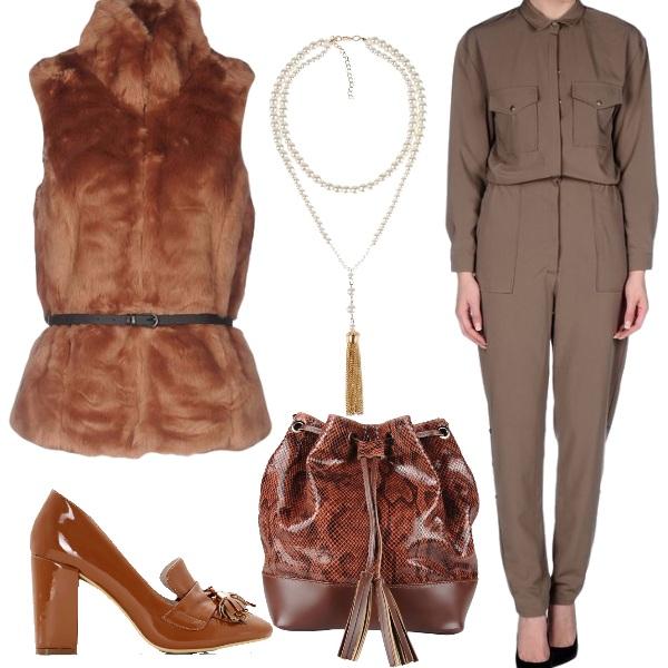 Outfit Il caldo gilet