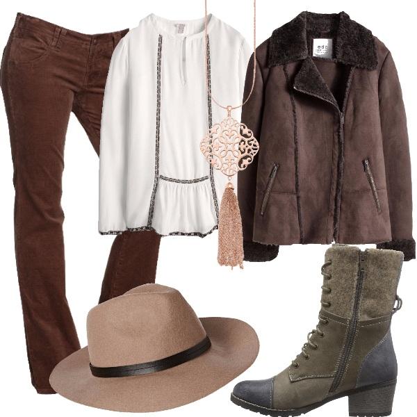 Outfit Un abbigliamento diverso dal solito