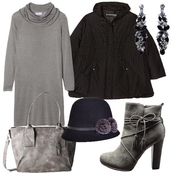Outfit Adoro il cappello