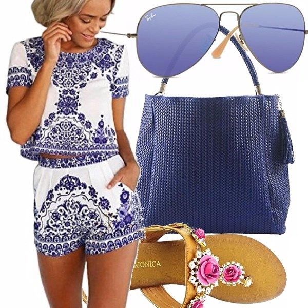 Outfit Capri