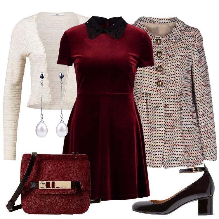 Outfit Bon ton d'autunno