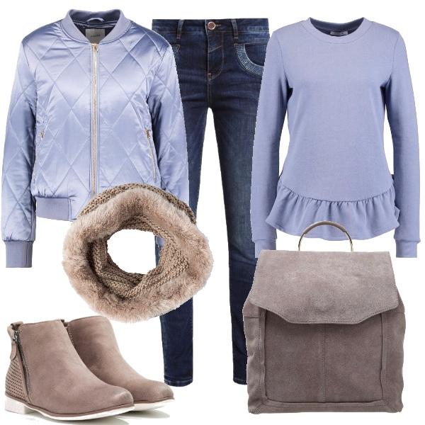 Outfit Fata turchina moderna