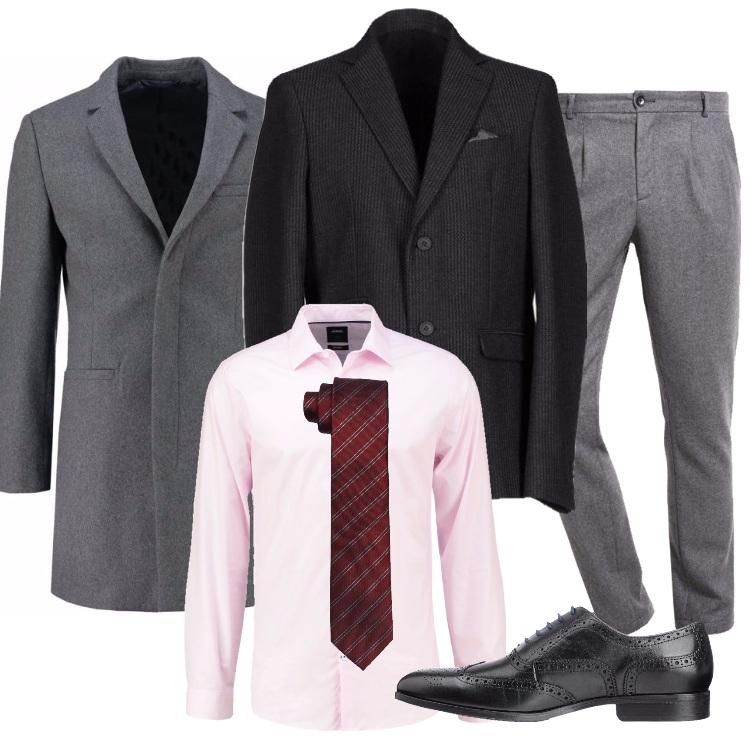 Outfit Eleganza impeccabile