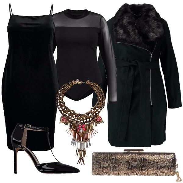 Outfit La collana etnica