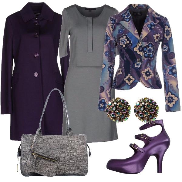 Outfit Un tocco di estro alla giornata