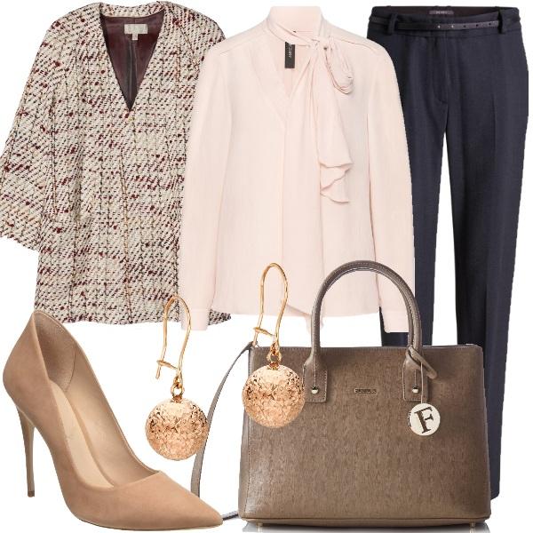 Outfit Raffinata ogni giorno