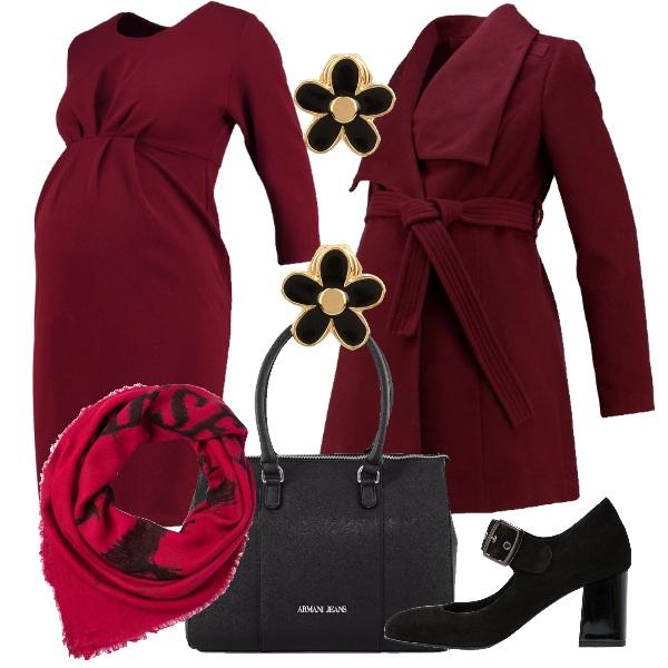 Outfit Future mamme pratiche con stile