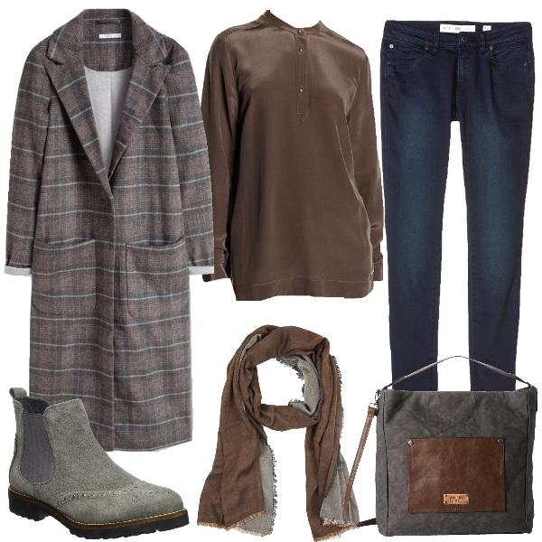 Outfit Caffè al volo