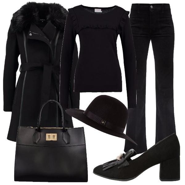 Outfit Molto nero