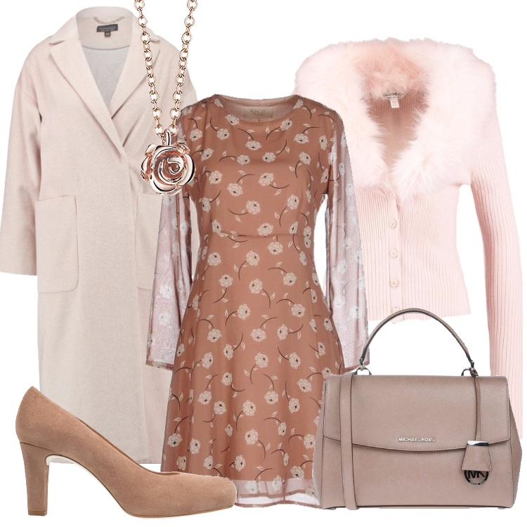 Outfit Donna romantica