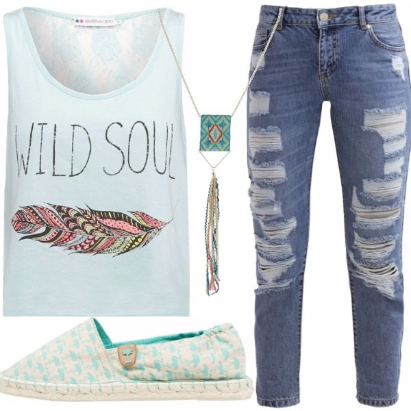 Outfit Wild soul