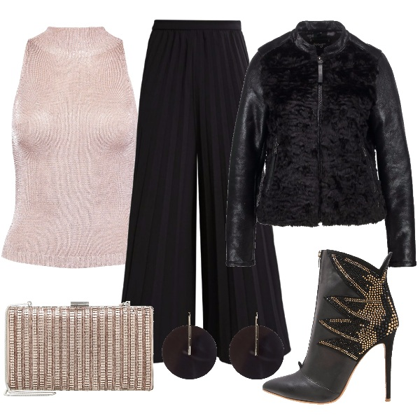 Outfit Dolce aggressiva