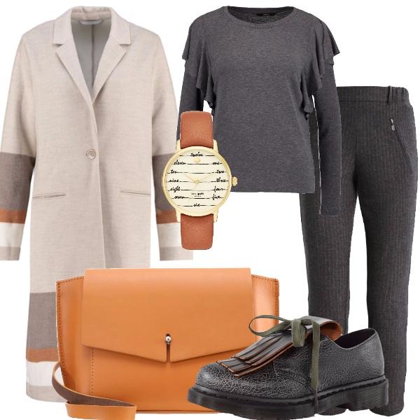 Outfit Comodità invernale