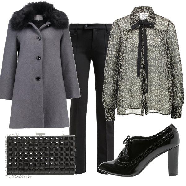 Outfit Per le vie di Parigi