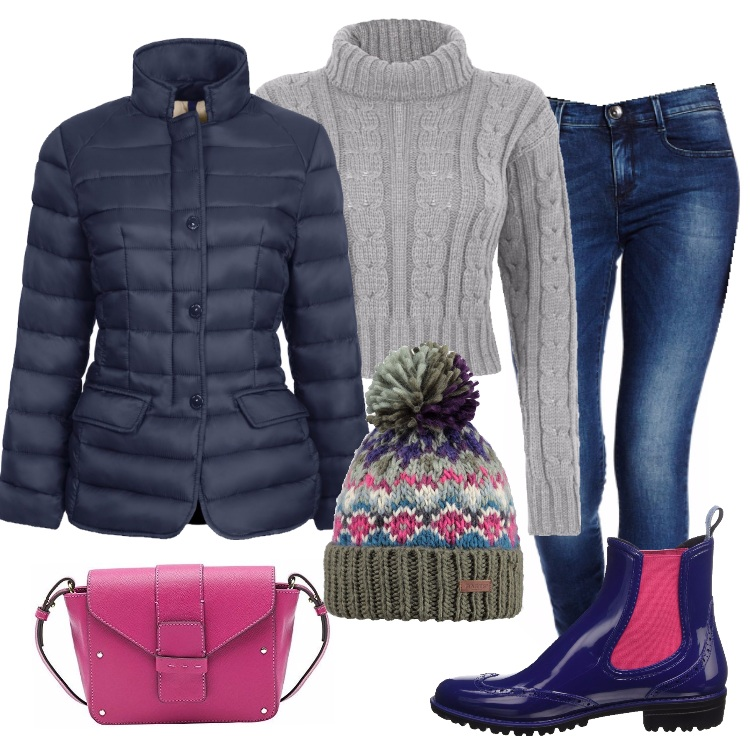 Outfit Arriva l'inverno