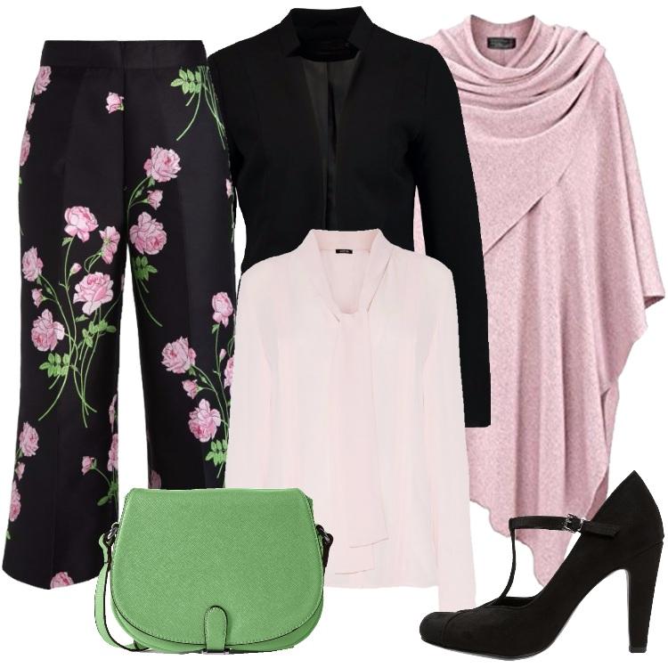Outfit Teneramente romantica