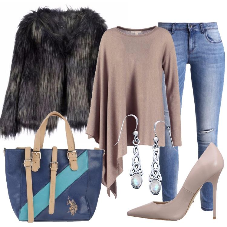 Outfit Un pomeriggio di shopping
